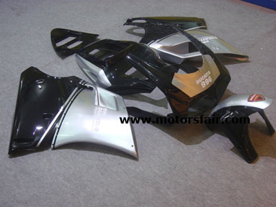 Netherlands Custom Ducati 748/996/998 ABS Fairings Kit 1993-2005