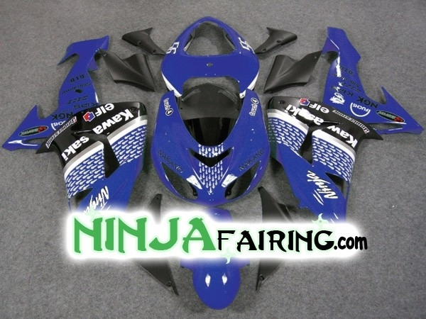 2006 ninja fairings for sale
