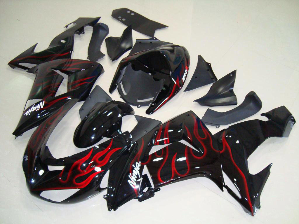 Dallas zx10r fairings