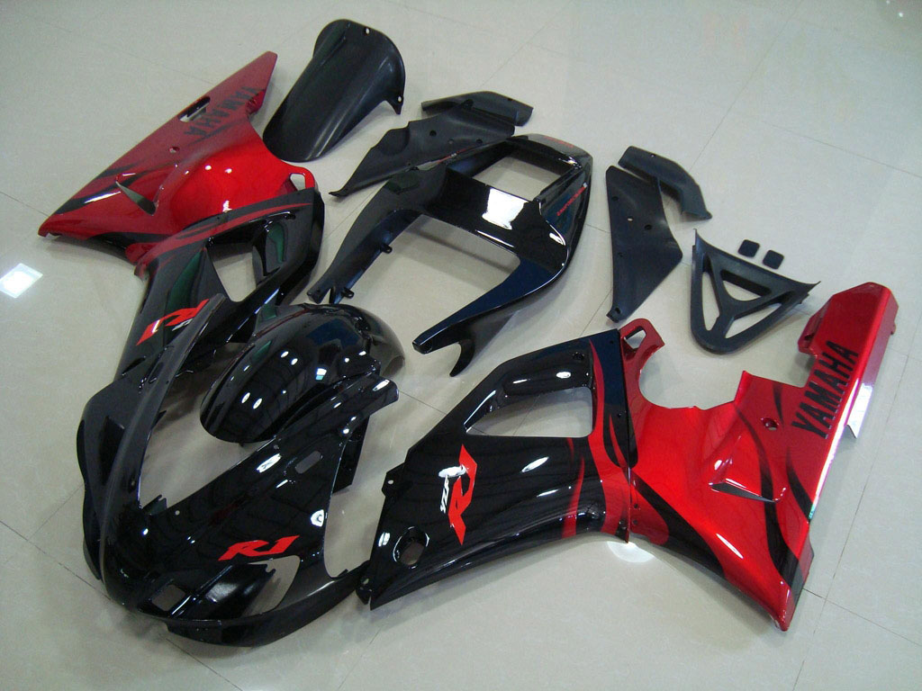 ABS motorcycle Yamaha YZF-R1 fairing